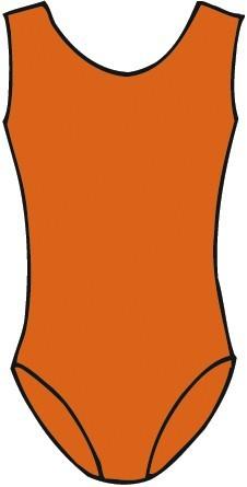 Bremoda Body wie BRE-0266, Rundhals, ohne Arm, Träger nicht eingesäumt