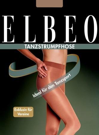 Elbeo Tanzstrumpfhose Kindergröße #901112