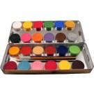 Eulenspiegel Farbkasten mit 24 Farben