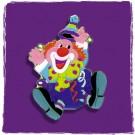 """Karnevalsorden / Kinderorden Clown mit Hut"""" RESTPOSTEN 14 Stück"""
