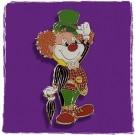 """Pin """"Clown mit Regenschirm"""" - AUSVERKAUF"""