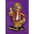 "Brosche ""Clown"" - Sonderangebot bei Abnahme Reststückzahl 67 Stück € 170,--"