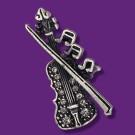 "Pin ""Geige"""