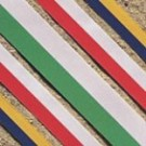 Band, geklebt, 80 cm lang, 20 mm breit