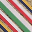 Band, geklebt, 65 cm lang, 20 mm breit mit Druckknopfverschluss