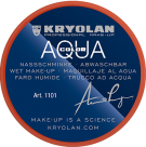 Kryolan Aquacolor, 8ml-Dose